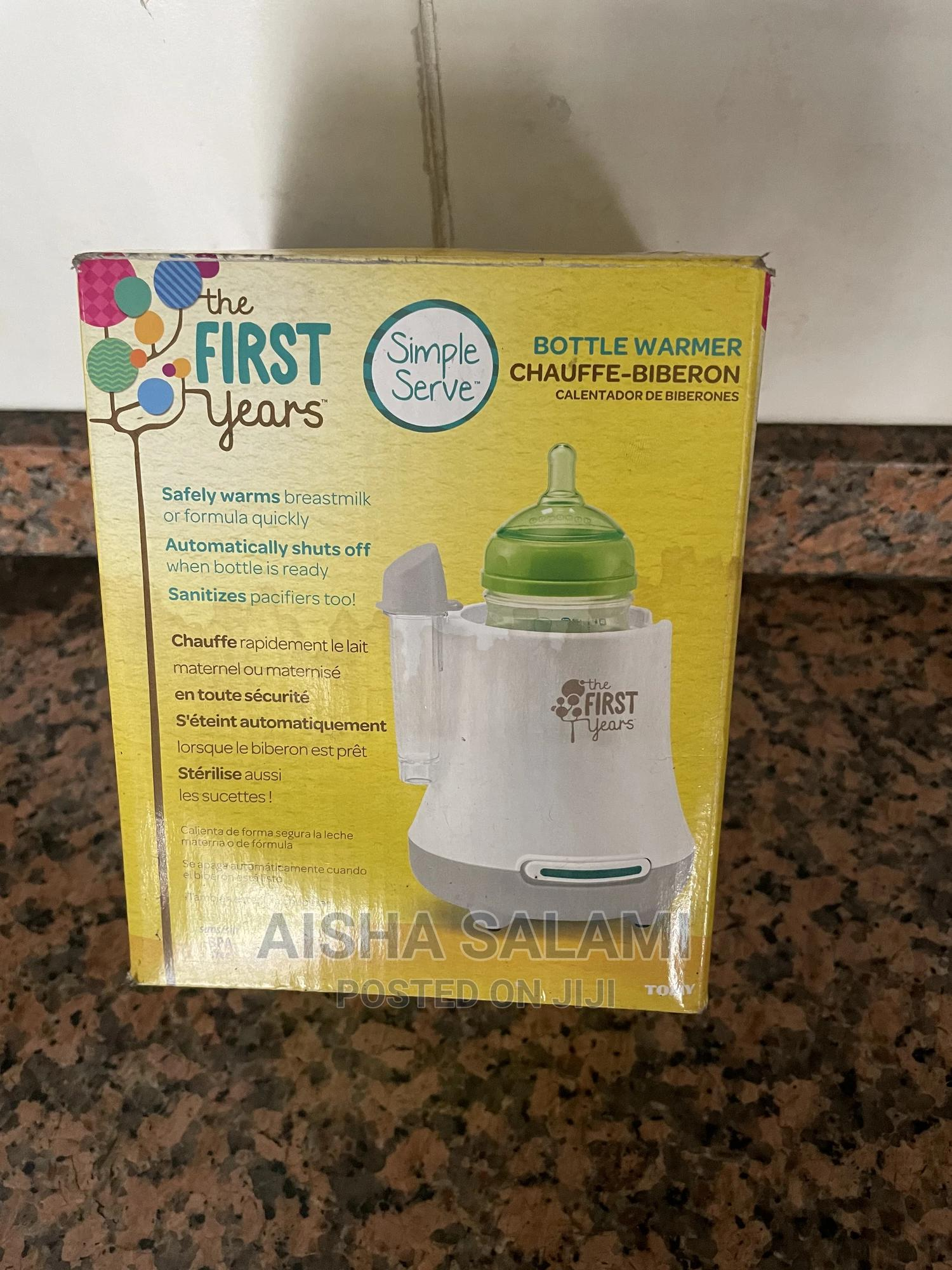 Archive: First Years Electric Bottle Warmer