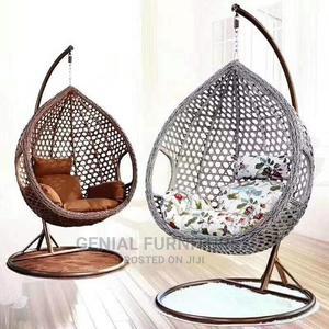 Rattan Egg Swing | Furniture for sale in Lagos State, Amuwo-Odofin
