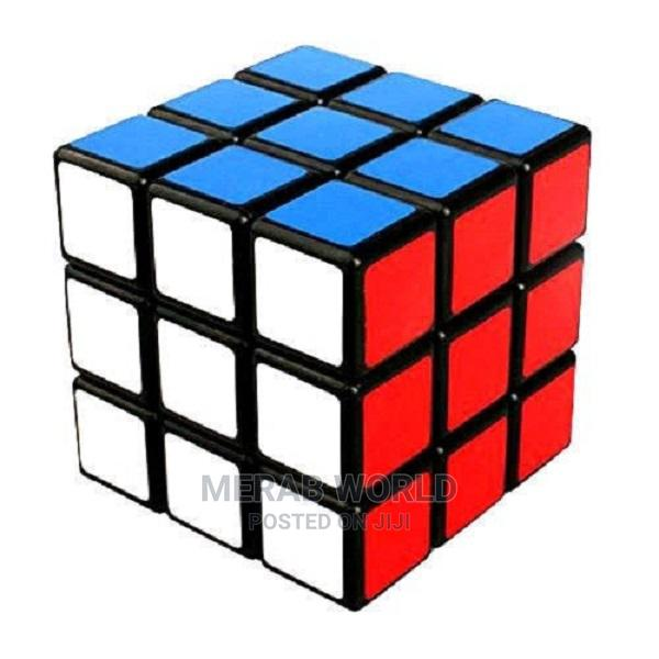 3d Cube Educational Toy