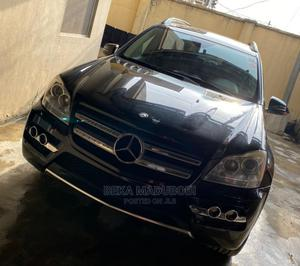 Mercedes-Benz GL Class 2011 GL 450 Black | Cars for sale in Lagos State, Yaba