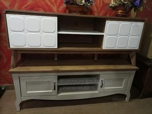 Wooden Tv Stand Without Glass | Furniture for sale in Abuja (FCT) State, Zuba