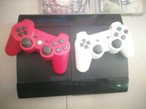 Sony PS3 Slim 320GB Plus 17games | Video Game Consoles for sale in Lagos State, Ikeja