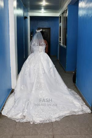 Buy Ball Glam Wedding Dress With Jacket   Wedding Wear & Accessories for sale in Lagos State, Alimosho