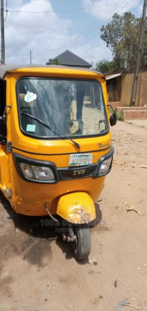 TVS Apache 180 RTR 2019 Yellow   Motorcycles & Scooters for sale in Lagos State, Ikotun/Igando