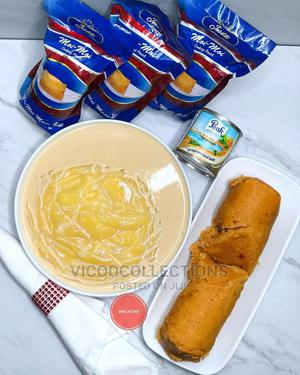 Moi Moi Cooking Pouch 50pieces | Meals & Drinks for sale in Lagos State, Mushin