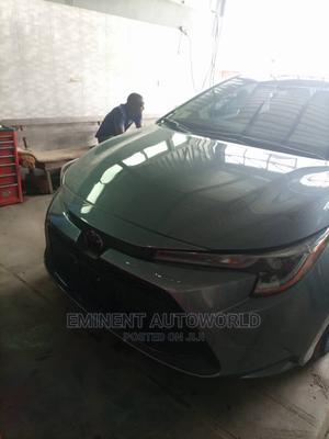 Toyota Corolla 2020 SE Blue | Cars for sale in Lagos State, Ikeja