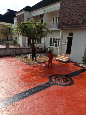 Quality Concrete Stamping Design Service   Landscaping & Gardening Services for sale in Lagos State, Ikoyi
