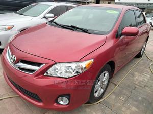 Toyota Corolla 2012 Red | Cars for sale in Oyo State, Ibadan