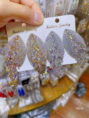 Party Beautiful Stoned Earring | Jewelry for sale in Osun State, Osogbo