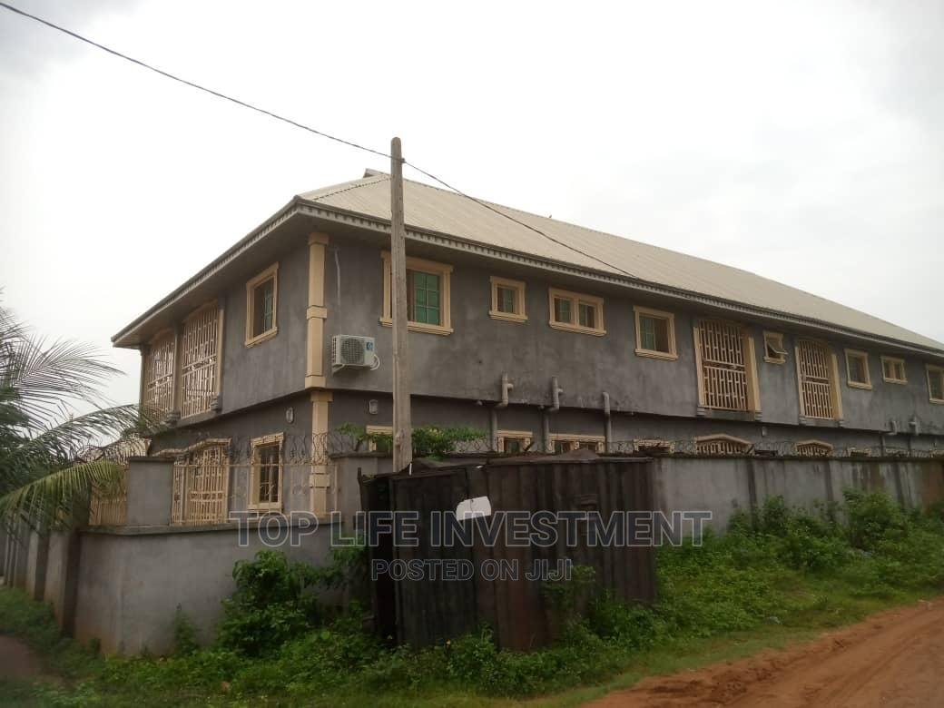 Furnished 3bdrm Block of Flats in Amagba Community, Benin City