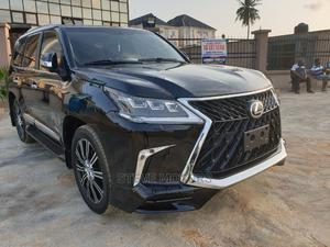 Lexus LX 2010 570 Black | Cars for sale in Lagos State, Isolo