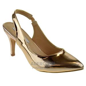 Forever Sanzi Slingback Heels | Shoes for sale in Lagos State, Ikeja