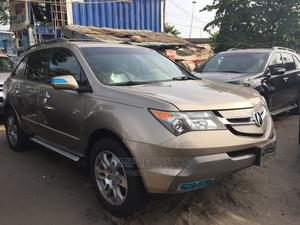 Acura MDX 2008 Gold | Cars for sale in Lagos State, Apapa