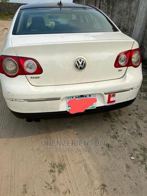 Volkswagen Passat 2007 White | Cars for sale in Lagos State, Ajah