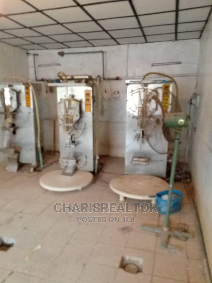 Archive: Water Factory at Airport Ibadan