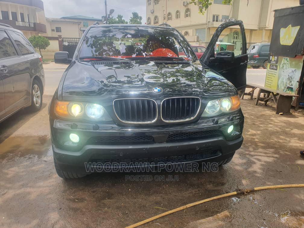 Archive: BMW X5 2005 Black