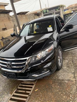 Honda Accord Crosstour 2014 Black   Cars for sale in Ogun State, Sagamu