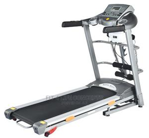 2.5hp Treadmill With Massager   Sports Equipment for sale in Lagos State, Lekki