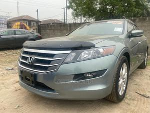 Honda Accord CrossTour 2011 EX-L Green   Cars for sale in Lagos State, Ikeja