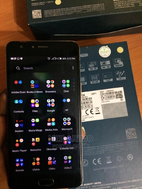 Infinix Note 4 Pro 32 GB Gold