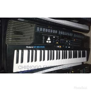 Quality Used Roland Keyboard E-16   Musical Instruments & Gear for sale in Lagos State, Ojo