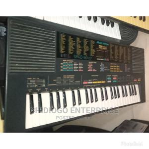 Used Yamaha Keyboard Pss-580 | Musical Instruments & Gear for sale in Lagos State, Ojo