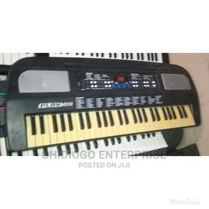 Quality Used Play on Keyboard | Musical Instruments & Gear for sale in Lagos State, Ojo