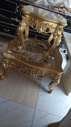 Royal Center Table With Side Stools   Furniture for sale in Lagos State, Ajah