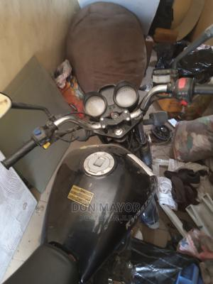 Kymstone Husky 2019 Black | Motorcycles & Scooters for sale in Lagos State, Ibeju