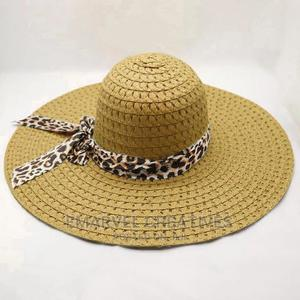 2021 Latest Trendy Beach Hat for Ladies Women | Clothing Accessories for sale in Lagos State, Surulere