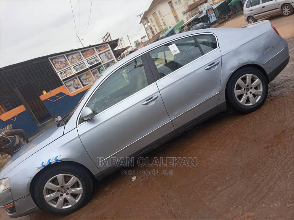 Volkswagen Passat 2007 2.0 Blue | Cars for sale in Lagelu, Oyo State, Nigeria