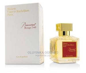 Baccarat Rouge 540   Fragrance for sale in Lagos State, Alimosho