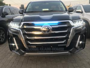Toyota Land Cruiser 2014 4.6 V8 VX-R Black | Cars for sale in Lagos State, Lekki
