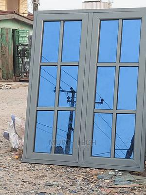 Casement Window Made It With Aluminium | Windows for sale in Lagos State, Victoria Island