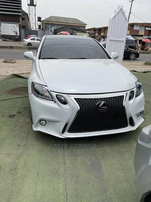 Lexus GS 2015 White | Cars for sale in Lagos State, Ogba