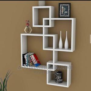 4 In 1 Interlock Wall Shelf   Home Accessories for sale in Lagos State, Ifako-Ijaiye