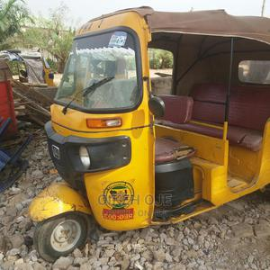 Bajaj RE 2018 Yellow | Motorcycles & Scooters for sale in Abuja (FCT) State, Lugbe District