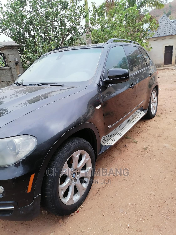 BMW X5 2009 Black   Cars for sale in Karu, Abuja (FCT) State, Nigeria