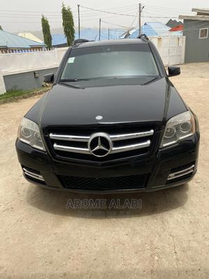 Mercedes-Benz GLK-Class 2010 350 4MATIC Black   Cars for sale in Abuja (FCT) State, Apo District