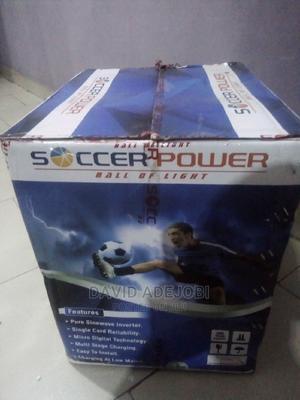 Soccer Power 2.5kva | Solar Energy for sale in Ogun State, Ado-Odo/Ota
