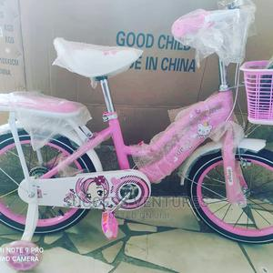 Children Size 16 Inches Baby Girl Bicycle | Toys for sale in Lagos State, Lagos Island (Eko)