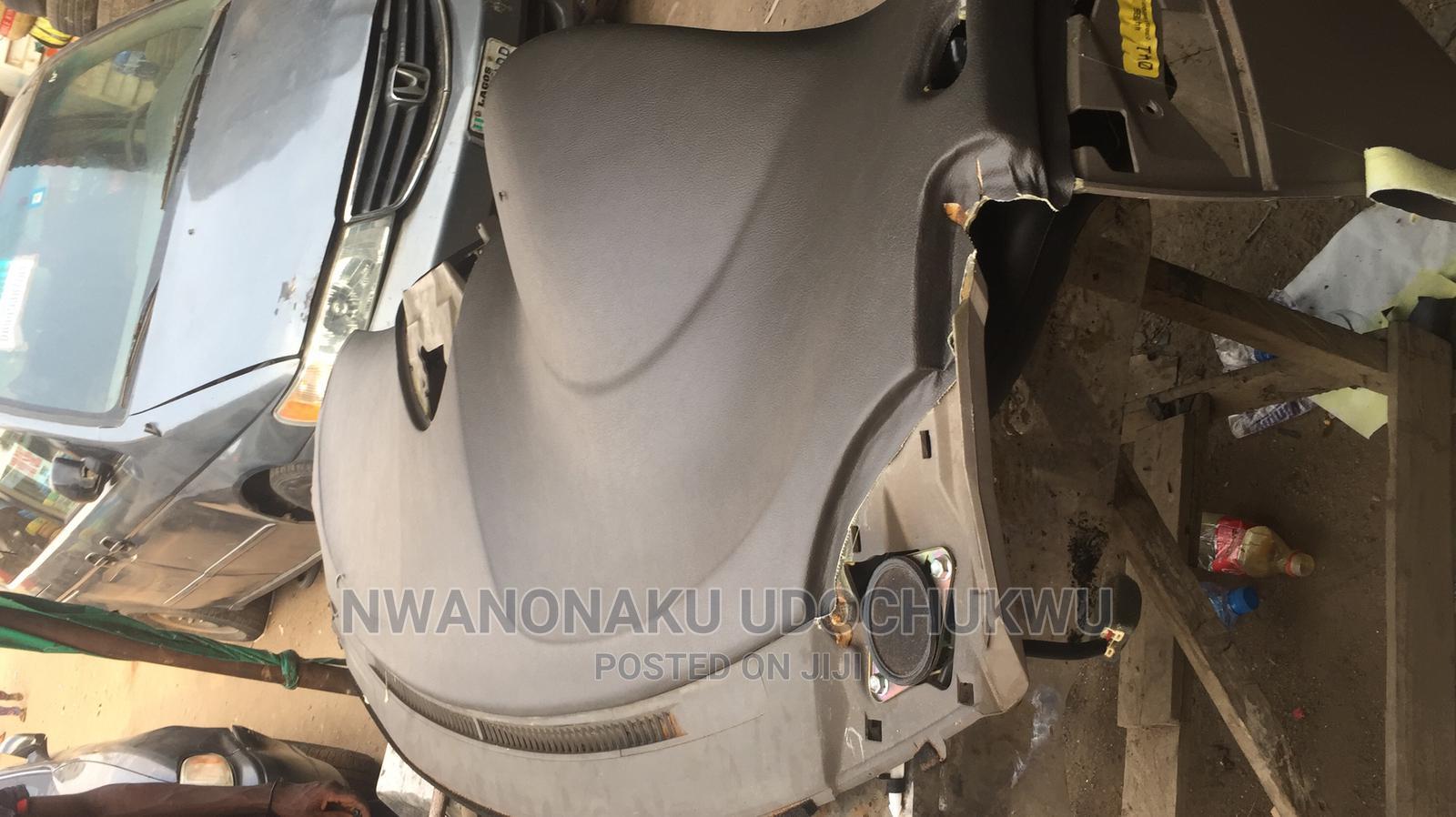 Repair Sienna Dashboard