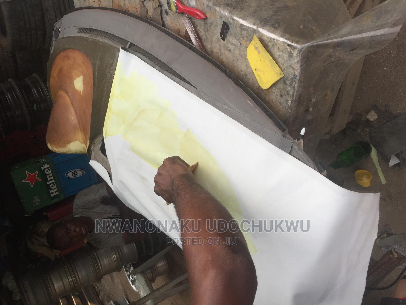 Repair Sienna Dashboard | Vehicle Parts & Accessories for sale in Ikeja, Lagos State, Nigeria