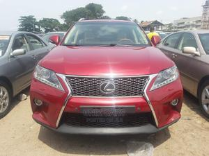 Lexus RX 2012 350 AWD Red | Cars for sale in Lagos State, Apapa