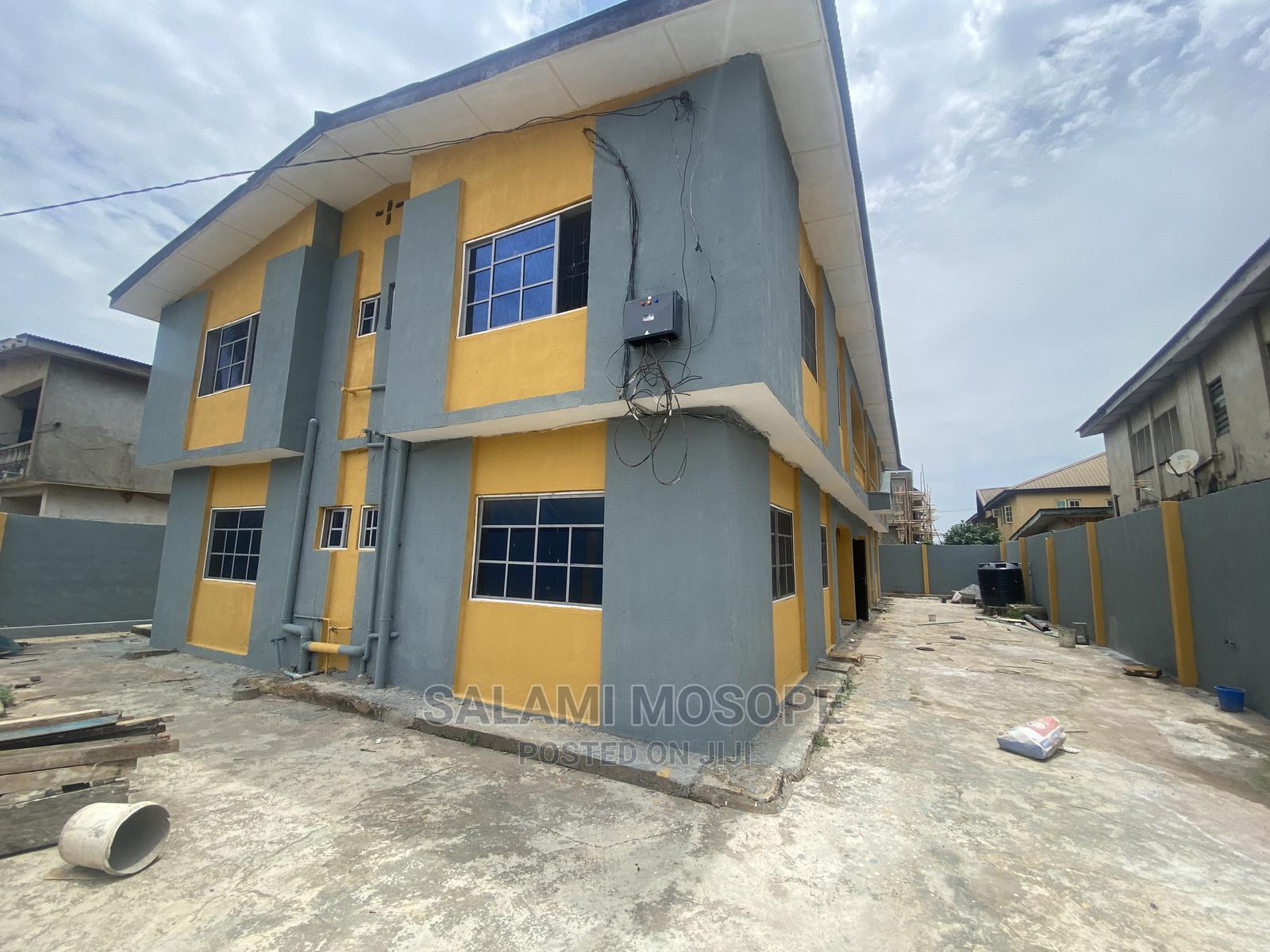 10bdrm Duplex in Alagbado for Sale