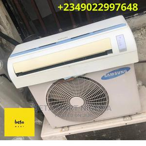 London Used Samsung 1hp Split AC   Home Appliances for sale in Lagos State, Ajah