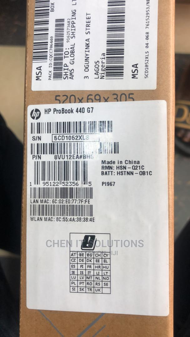 New Laptop HP ProBook 440 G6 8GB Intel Core I5 HDD 1T