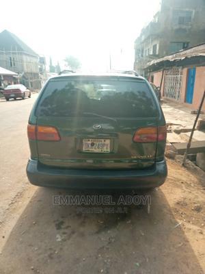 Toyota Sienna 1999 Green | Cars for sale in Kaduna State, Kaduna / Kaduna State