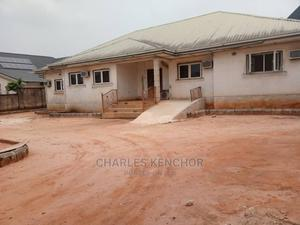 New 4bedrooms Bungalow at Ugbor Central GRA Benin City | Houses & Apartments For Sale for sale in Edo State, Benin City