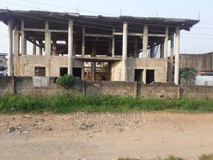 2 Uncompleted Warehouse for Sale Off Ire Akari, Okota | Commercial Property For Sale for sale in Isolo, Okota